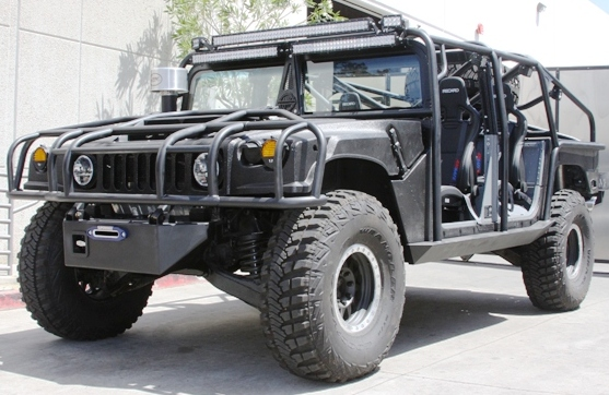 Predator Defense Hummer