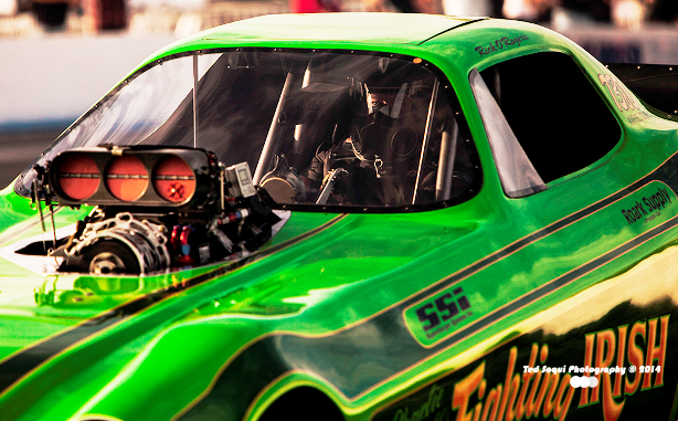 HotRod Thomspon Funny Car