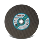 "CGW 12"" Cut Off Wheels 1"" or 20mm Arbor Metal Cutting Gas Saws, CGW 14"" Cut Off Wheels 1"" or 20mm Arbor Metal Cutting Gas Saws, CGW 16"" Cut Off Wheels 1"" or 20mm Arbor Metal Cutting Gas Saws"