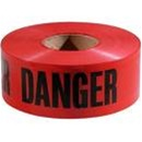Danger Tape Red 3