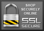 Shop Securely Online - SSL Secure