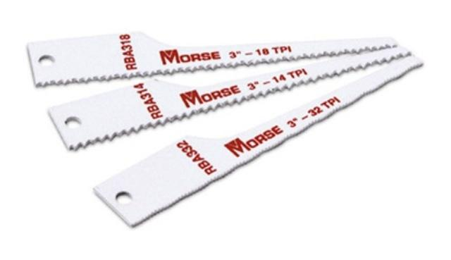 Morse Saw Blades *Made in USA*